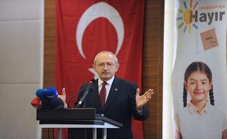 """Kılıçdaroğlu: """"Rejimi değiştirelim mi değiştirmeyelim mi bu da tartışabilir"""""""