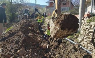 Keles'te içme suyu projesine başlandı