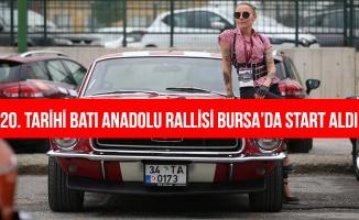 20. Tarihi Batı Anadolu Rallisi
