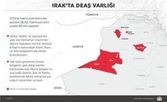 Irak'ta DEAŞ'ın Varlığı