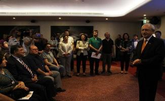 Kılıçdaroğlu Sokak Hayvanları Refahı Kongresi'ne katıldı