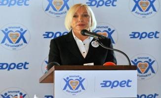 OPET Yönetim Kurulu Üyesi Öztürk'e ödül