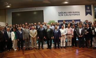 Bursa'da Çevreci tesislere ödül