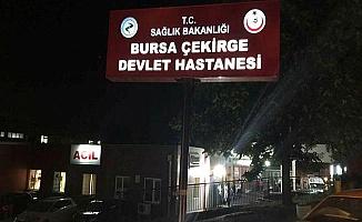 Bursa'da jandarma karakolunda gıda zehirlenmesi