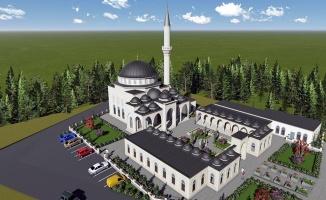 Mustafakemalpaşa'da Roman mahallesine dini külliye