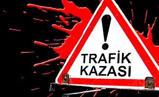 Kocaeli'de Trafik Kazası Meydana Geldi Ölü ve Yaralı Var