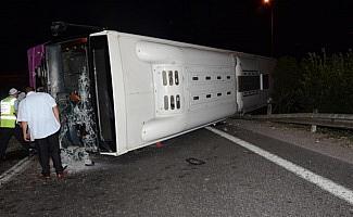 Ümraniye'de Trafik Kazası Meydana Geldi