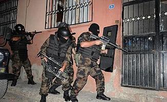 Bursa'da 1500 Polisle Operasyon
