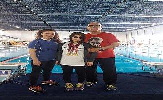 Gururlandıran başarı Nilüferli sporcudan