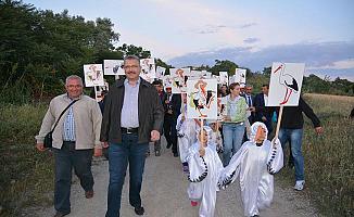 Karacabey 14. Uluslararası Eskikarağaç Leylek Festivali Başlıyor