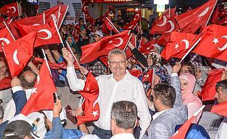 Başkan Özkan 30 Ağustos Zafer Bayramı Mesajı Yayınladı