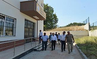 Bozbey: Ahmet Yesevi'de ihtiyaçlar tamamlanacak dedi