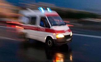 Bursa'da Çocuğu Balkondan Düşen Kadın 5 Kattan Aşağıya Atladı