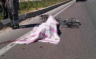 Bursa'da Otomobil Bisiklet'e Çarptı! 1 Kişi Öldü