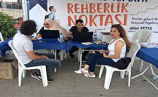 Büyükşehir'den üniversite adaylarına tercih desteği