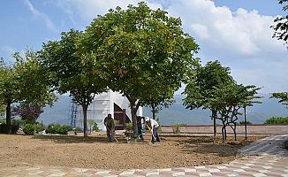 Celal Bayar Anıt Parkı Yenileniyor