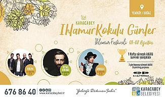 Karacabey'de 'Ihlamur Festivali' Coşkusu Sürüyor