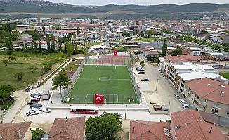 Muhsin Yazıcıoğlu Spor Tesisi Açıldı