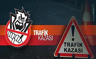 Bursa Karacabey'deki Trafik Kazasında 1 Kişi Öldü 1 Yaralı