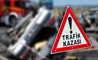 Bursa'daki Trafik Kazasında 3 Kişi Yaralandı