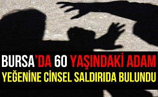 Bursa'da Sapık Amca'dan Çamaşır Asan Yeğenine Cinsel Saldırdı