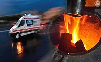 Bursa İnegöl'de 4 Kişi Sobadan Çıkan Gazdan Zehirlendi