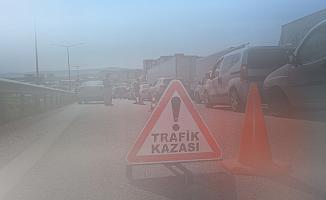 Bursa İznik'te Traktör Su Kanalına Uçtu!