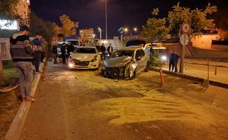 Bursa'da Trafik Kazası: 1 Yaralı!