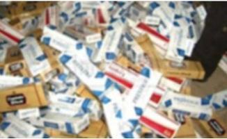 Bursa İnegöl'de Kaçak Sigara Alarmı!