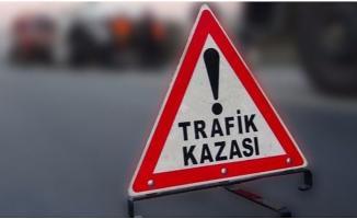 Bursa inegöl'de Zincirleme Kaza: 1 Yaralı!