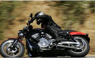 Bursa Otobanda Korkusuzca Motosiklet Şov!