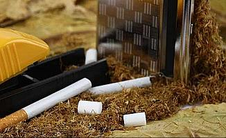 Bursa'da Kaçak Sigara ve Tütün Operasyonu!