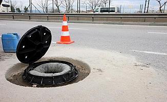 Bursa'da Kanalizasyondan Uyuşturucu Çıktı!