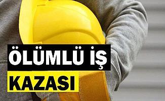 Bursa Gemlik'te Makina'yla Duvar Arasına Sıkışan İşçi Öldü!
