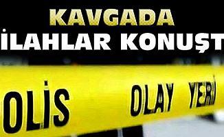Bursa Gemlik'teki Silahlı Kavgada 1 Kişi Yaralandı