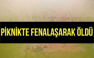 Bursa İnegöl'de Piknikte Fenalaştı Hastanede Yaşamını Yitirdi