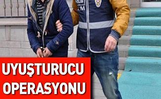 Bursa Orhangazi'de 3 Katlı Uyuşturucu Deposuna Baskın!