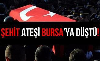 Şırnak'taki Patlamanın Ateşi Bursa'ya Düştü!