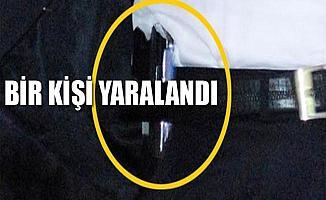 Bursa'da Belindeki Silah Ateş Alan Şahıs Yaralandı!
