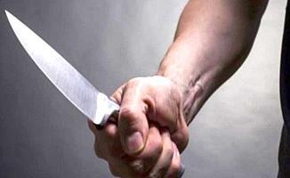 Bursa'da Kız Arkadaşına Kızdı Bıçakla Boğazını Kesmek İstedi!
