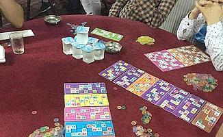 Bursa Polisi Tombala Oynayanlara Geçit Vermedi!