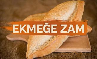 Bursa'da Ekmeğe Zam Geldi!