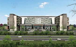 Çekirge Ali Osman Sönmez Devlet Hastanesi