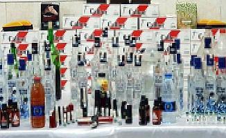 Bursa'da Sahte İçki Operasyonu: Tam 22 Litre Ele Geçirildi