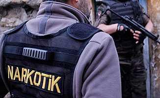 Bursa'daki Uyuşturucu Operasyonunda 4 Kişi Tutuklandı