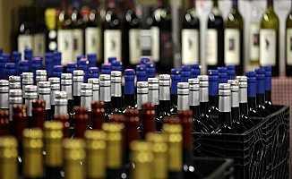 Bursa Mudanya'da Sahte İçki Operasyonu: Tam 123 Litre
