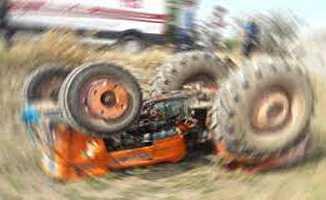Düzce'de Gençlerin Traktör Macerası Ölümle Bitti