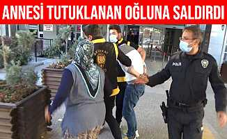 Aksaray'da Çaldığı Otomobille Kaçarken Yakalandı