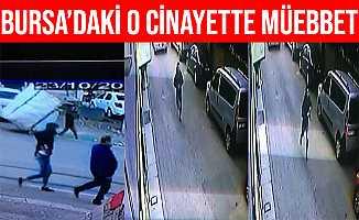 Bursa'da Gazinocular Kralı Cinayetinde 2 Sanığa Müebbet Hapis
