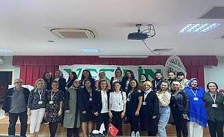 Bursa'da Yeşilin İncileri 1. Olağan Kongresini Gerçekleştirdi